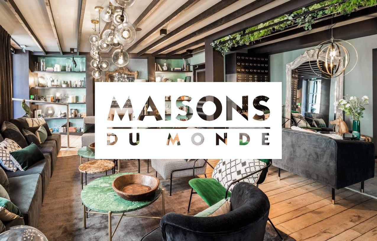 Maisons du Monde s'est installée à Nantes début mai 2019 et a pioché dans 1.300 références produits afin de décorer son nouvel hôtel.
