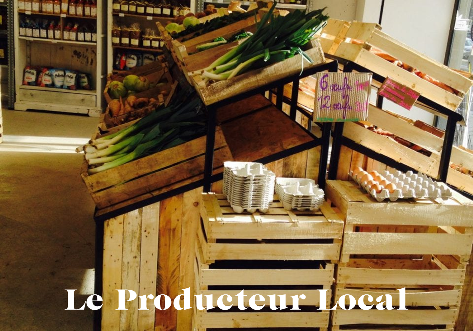 le producteur local paris