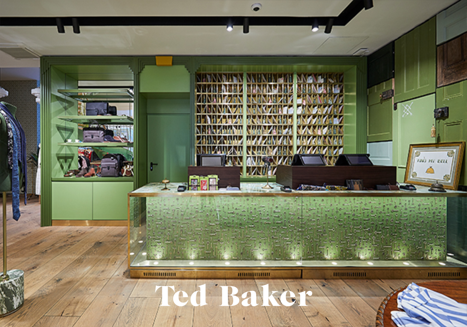 ted baker hambourg