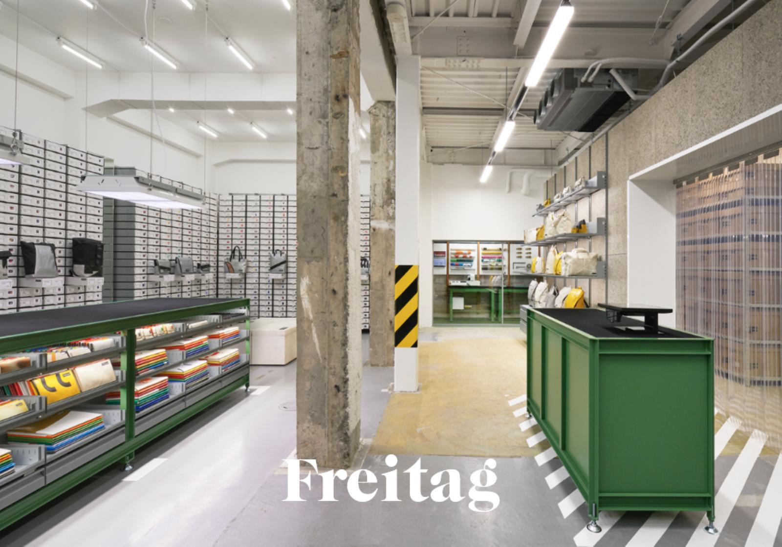 freitag flagship