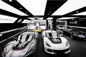 showroom automobile shanghai