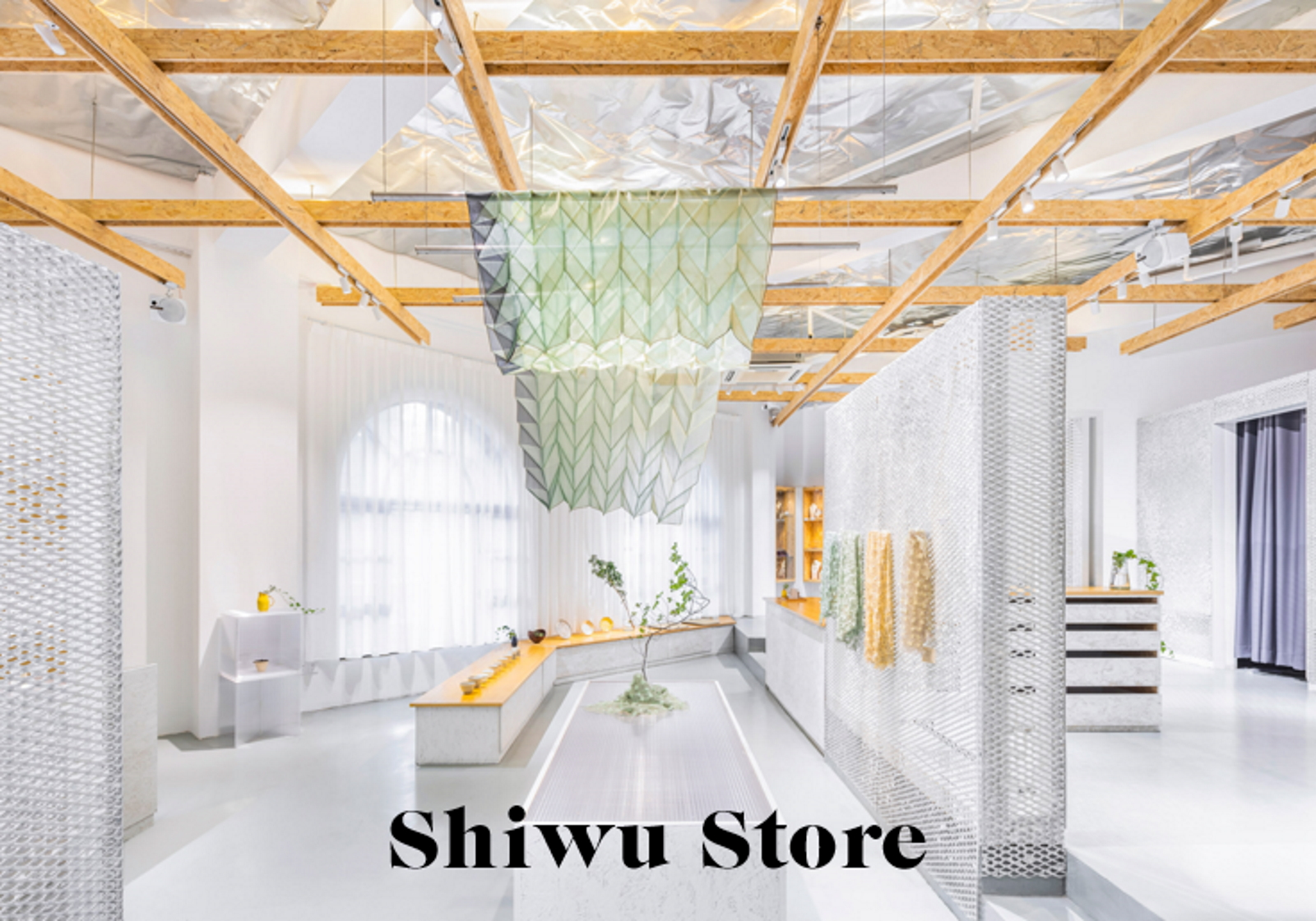 shiwu retail tour chine