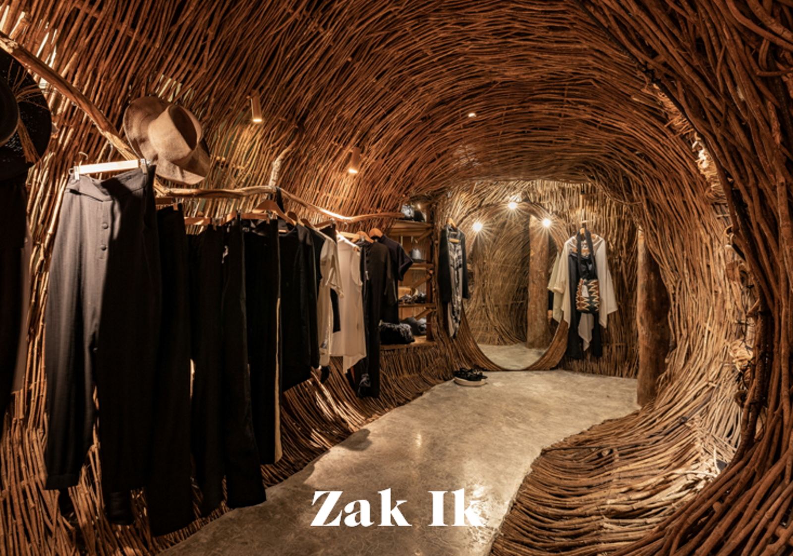 zak ik store tour architecture missions mmm