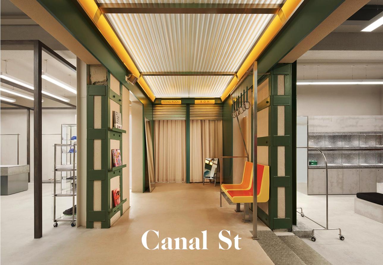 CANAL ST SHOP SHANGHAI RETAIL DESIGN TOUR MISSIONS MMM
