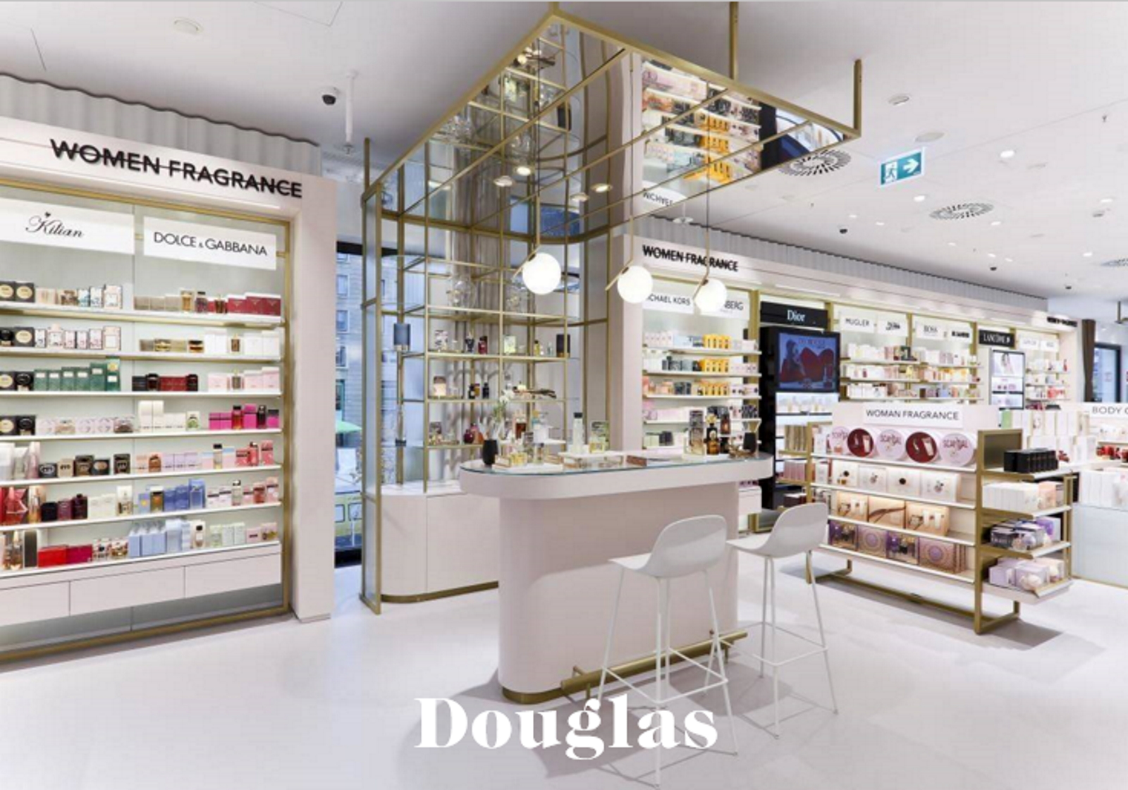 DOUGLAS BEAUTY RETAIL TOUR MISSIONS MMM