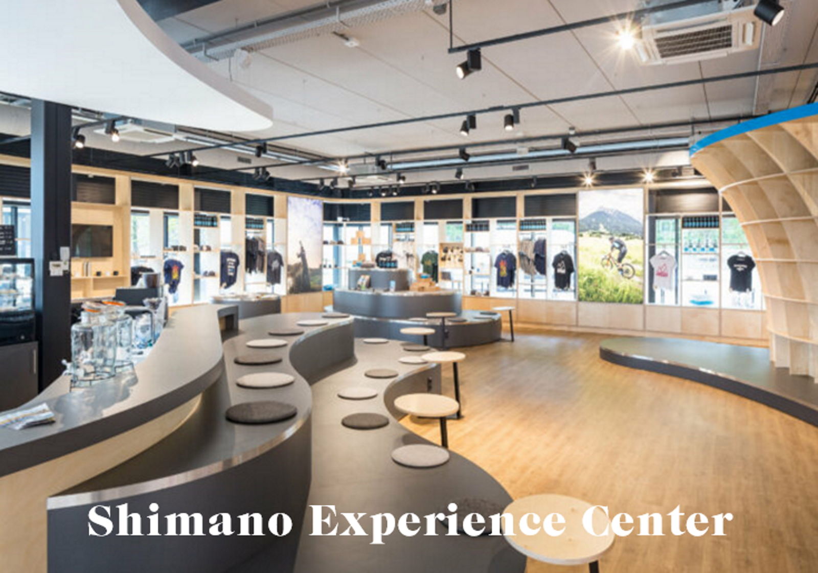 SHIMANO DIGITAL RETAIL TOUR MISSIONS MMM