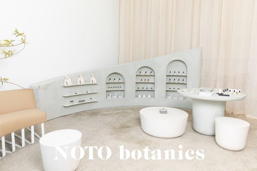 Noto botanics retail tour beauté missions mmm 1