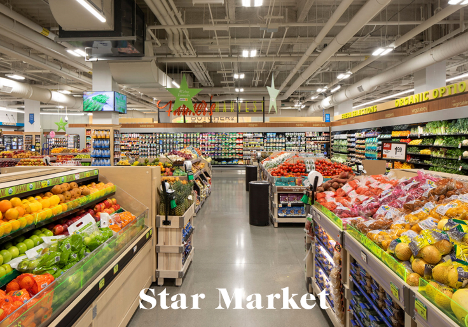 Star market retail tour food missions mmm 0
