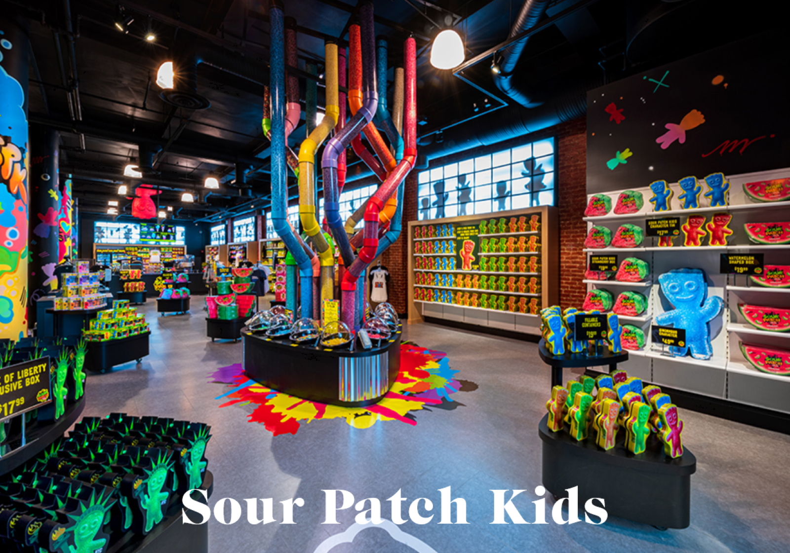 Sour patch kids retail tour new york missions mmm 0