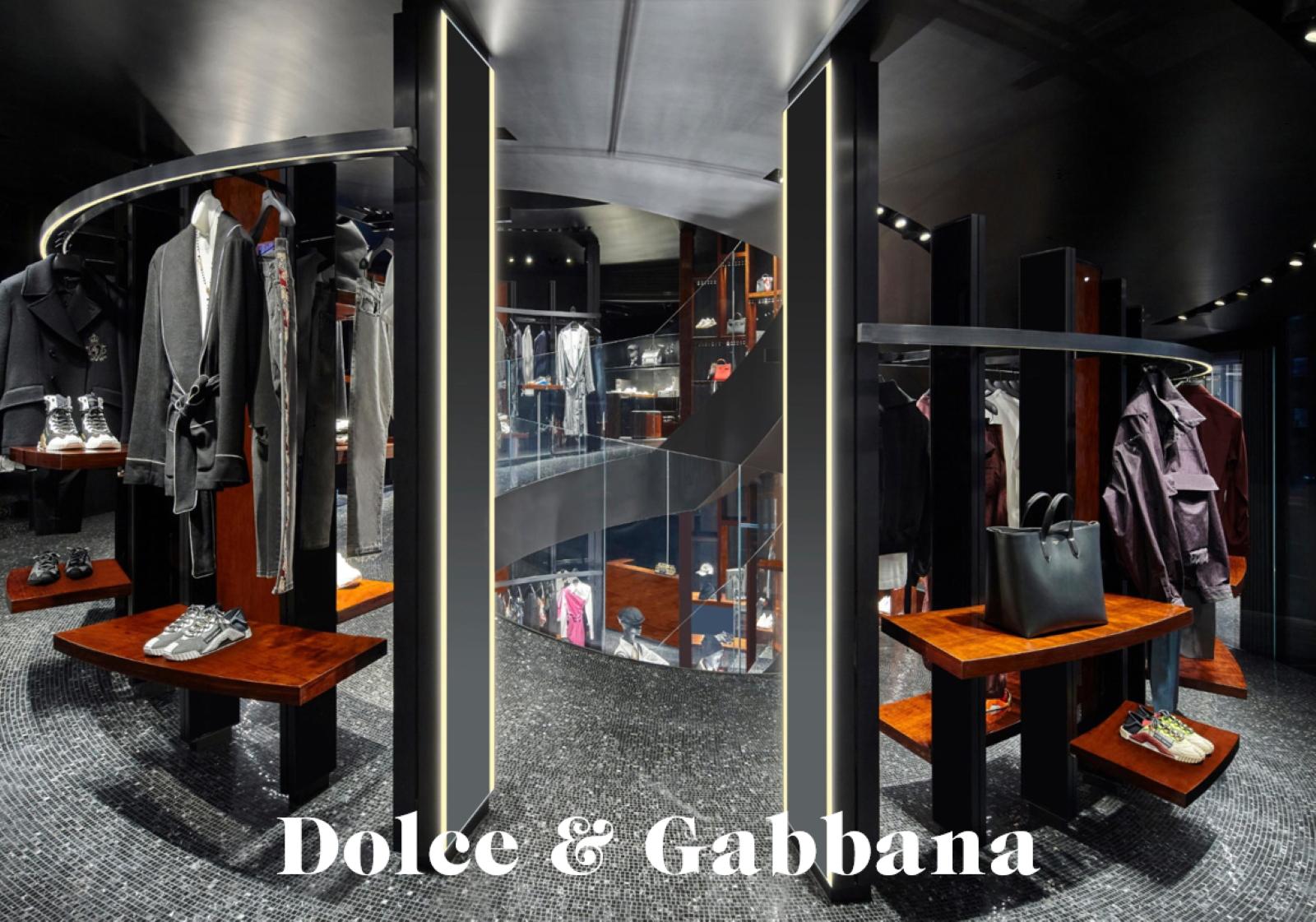 Dolce & gabbana retail tour seoul missions mmm 0