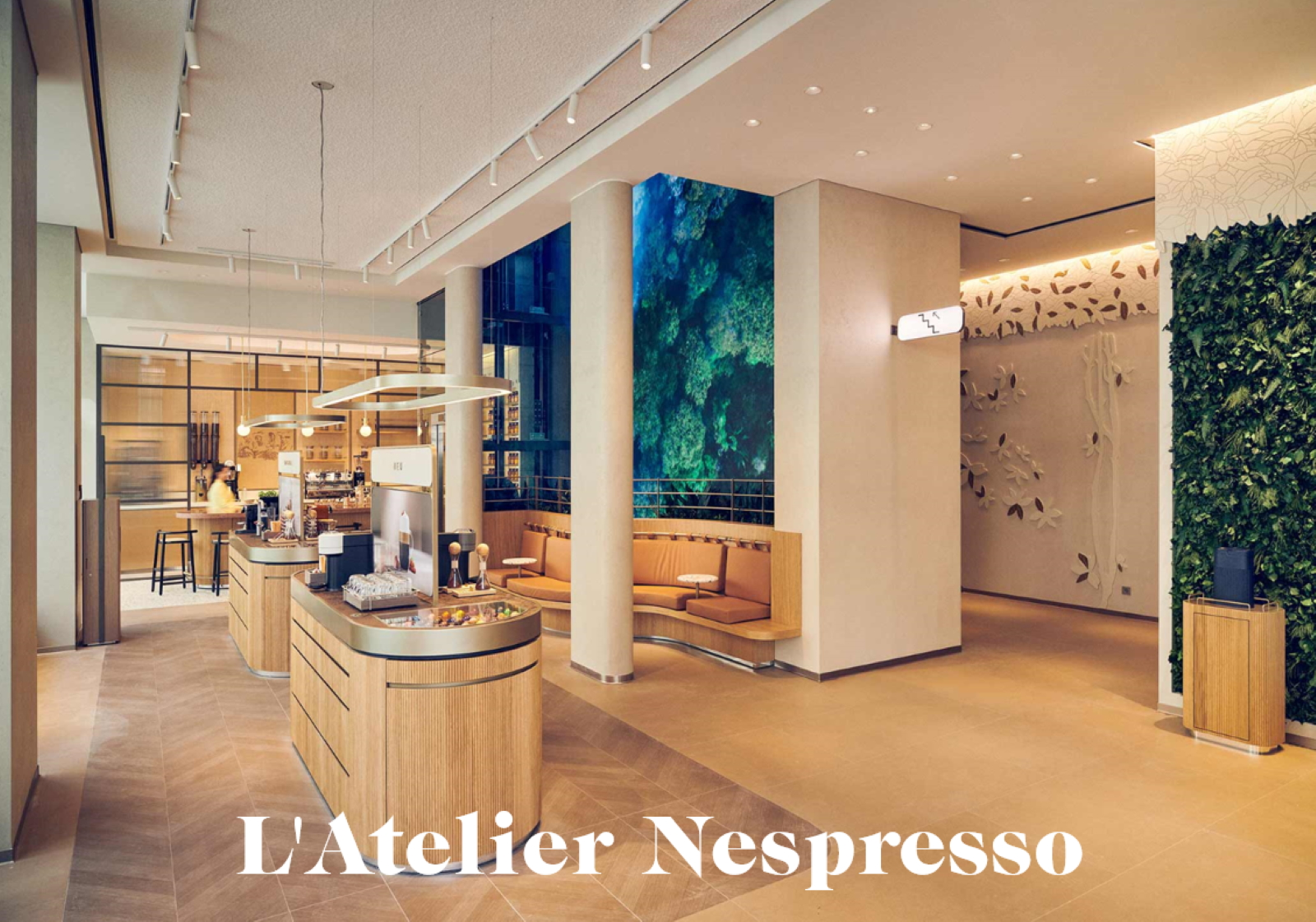 Nespresso atelier innovation tour missions mmm 0