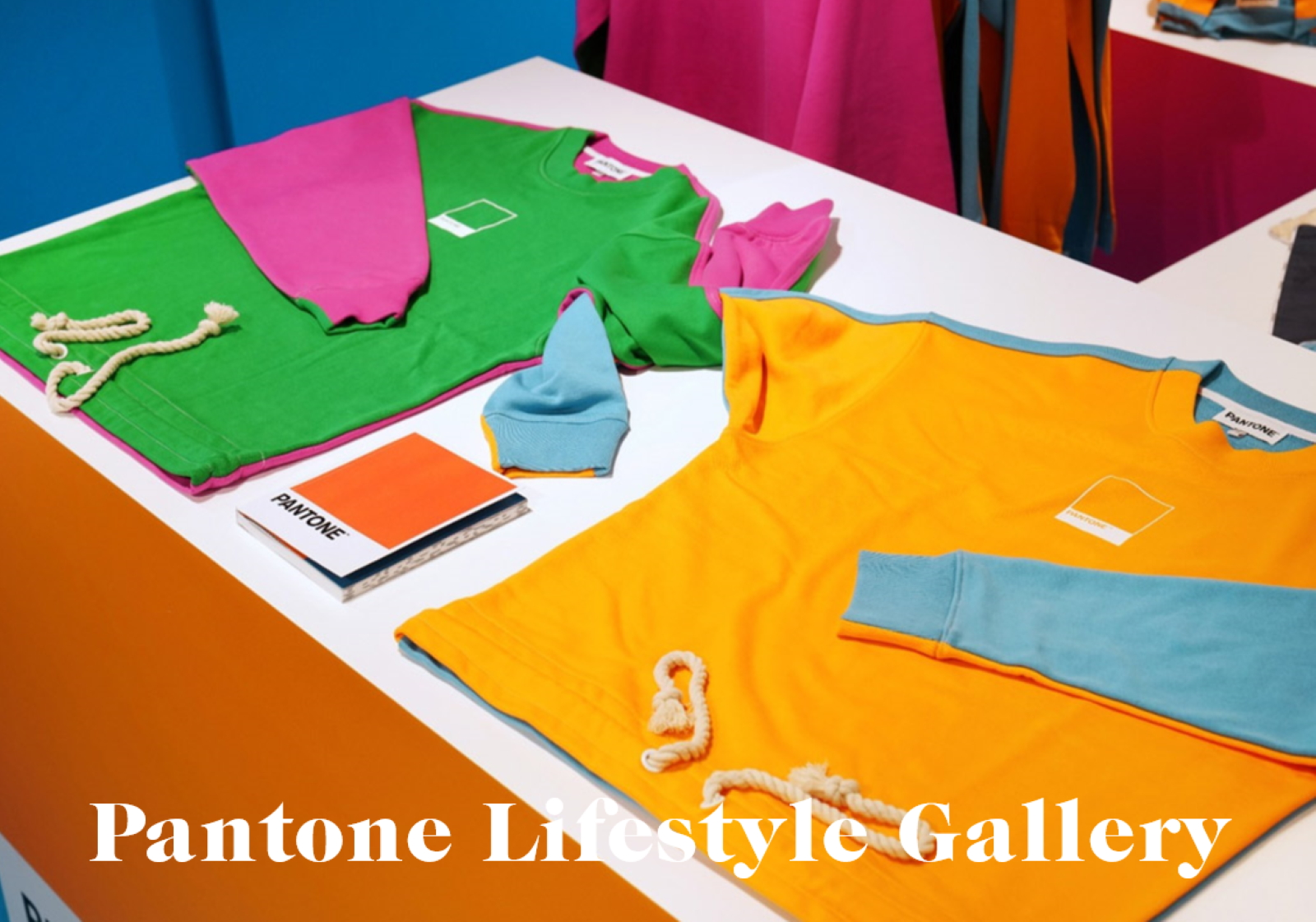 Pantone lifestyle gallery innovation tour missions mmm 0