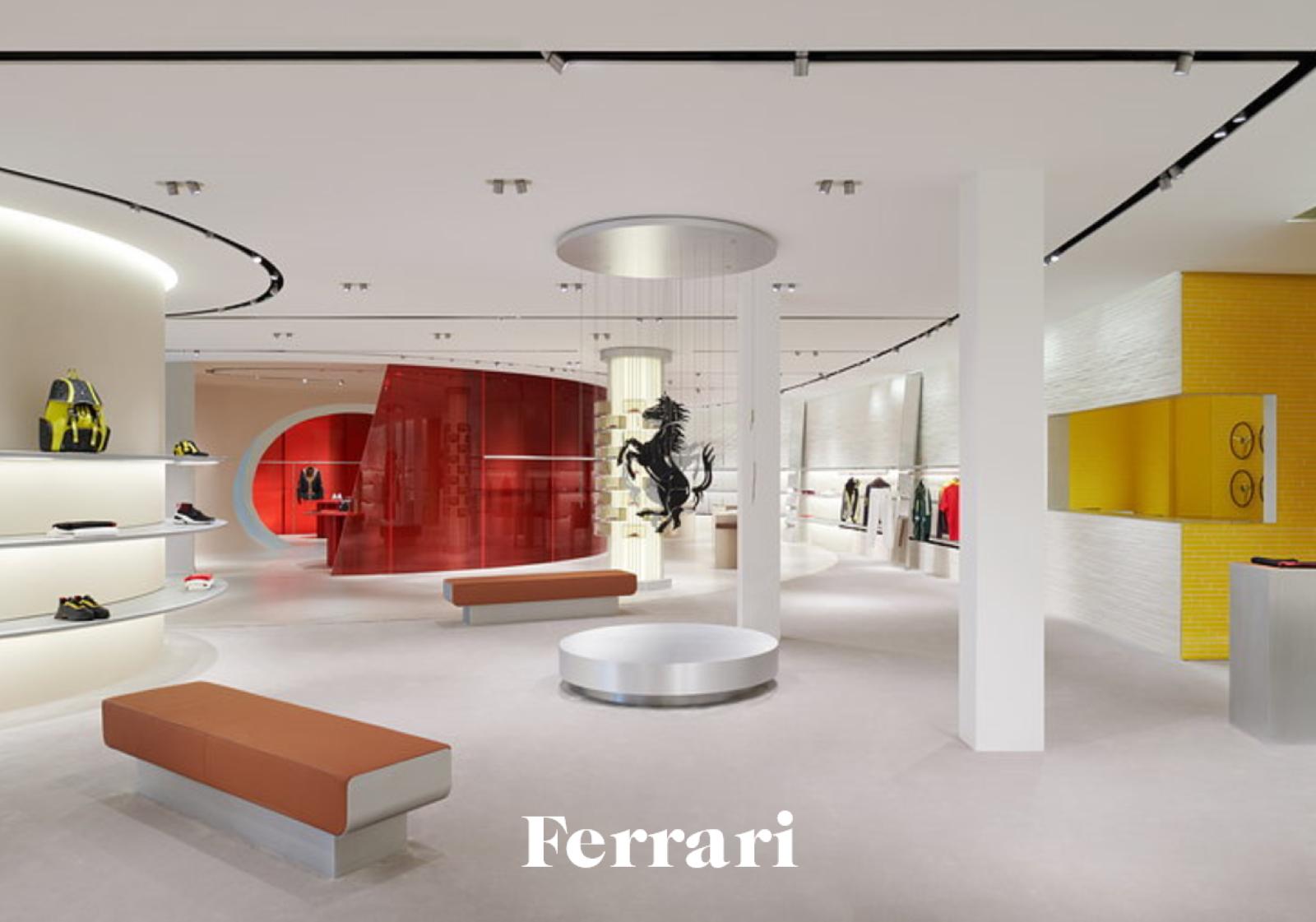 Ferrari innovation tour missions mmm 0