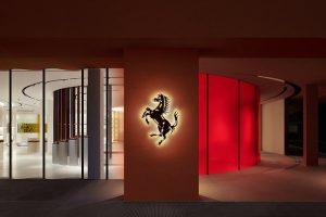 Ferrari innovation tour missions mmm 4