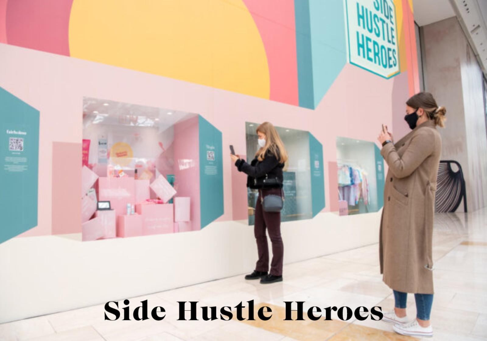 Side hustle heroes innovation tour missions mmm 0